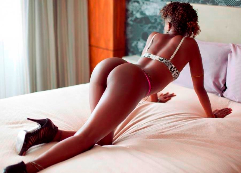 Black Booty Lily Escort Perth