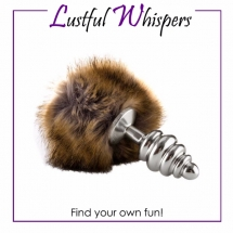 OUCH! EXTRA FEEL BUNNY TAIL BUTTPLUG