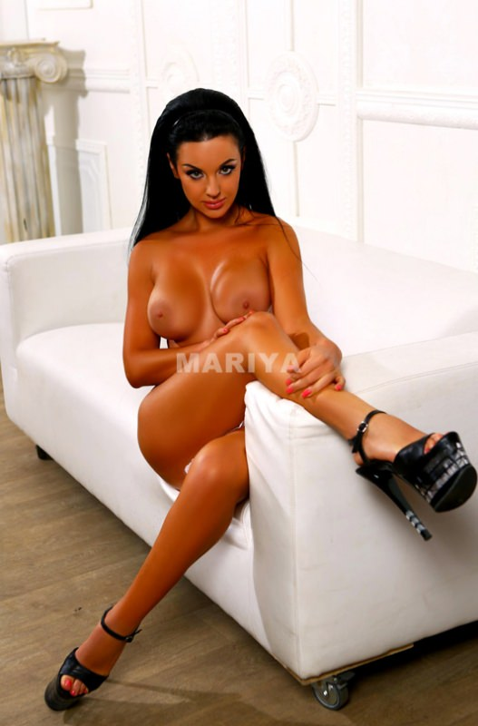 Mariya New in Brisbane 21st - 26th July