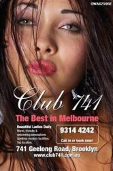 Main Thumb Club 741 Best Brothel In Melbourne West