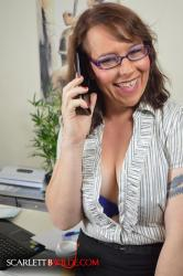 Main Thumb Scarlett B Wilde   Sexy Secretary Punter Profile