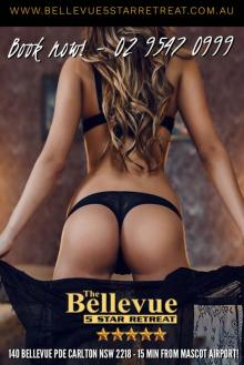 Main Thumb The Bellevue 5 Star Retreat Sydney Erotic Massage