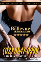 Main Thumb The Bellevue 5 Star Retreat Sydney Nude Erotic Massage
