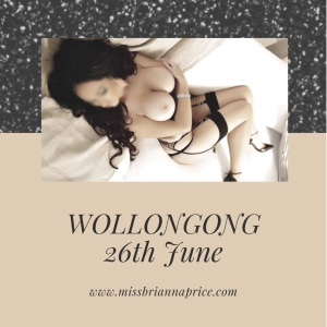 BRIANNA PRICE | WOLLONGONG TOUR 26TH JUNE