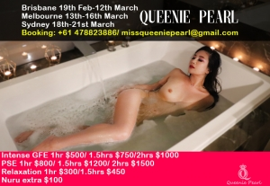 Melbourne !!BOOK NOW!! 13th-16th March Sydney!!BOOK NOW!! 18th-21st March